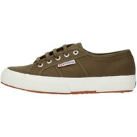 Chaussures Baskets basses Superga 2750S000010 Vert militaire