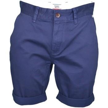 Vêtements Homme Shorts / Bermudas Tommy Jeans Bermuda  bleu marine pour homme Bleu