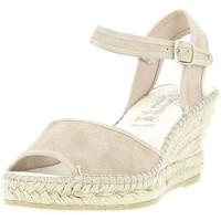Chaussures Femme Sandales et Nu-pieds La Maison De L'espadrille 250 beige