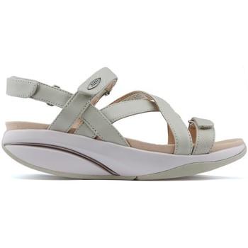 Chaussures Femme Sandales et Nu-pieds Mbt KIBURI W TAUPE