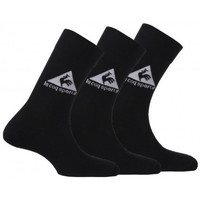 Accessoires Homme Chaussettes de sports Le Coq Sportif Pack de 3 paires de chaussettes de sport Noir