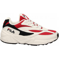 Chaussures Femme Baskets basses Fila V94M LOW WMN 02m-white-pearl-blue