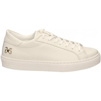Chaussures Homme Baskets basses 2 Stars LOW bianco