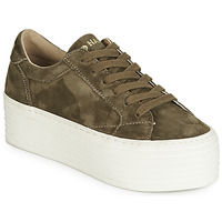 Chaussures Femme Baskets basses No Name SPICE SNEAKER Kaki
