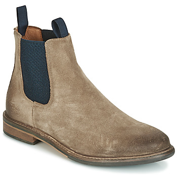 Chaussures Homme Boots Schmoove PILOT-CHELSEA Beige