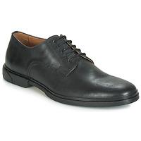 Chaussures Homme Derbies Schmoove BANK-DERBY Noir