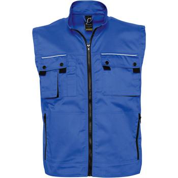 Vêtements Gilets / Cardigans Sols ZENITH PRO - WORK Azul