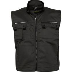 Vêtements Gilets / Cardigans Sols ZENITH PRO - WORK Negro