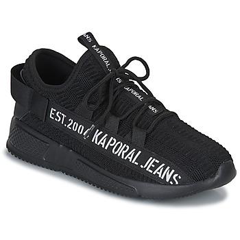 6111c0d54a4 Chaussures Homme Baskets basses Kaporal DOFINO Noir