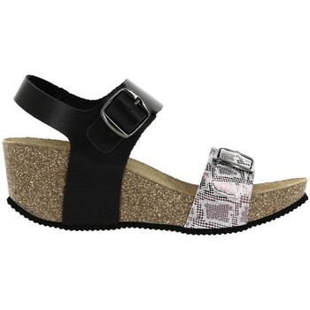 Chaussures Femme Sandales et Nu-pieds La Maison De L'espadrille 3554 noir