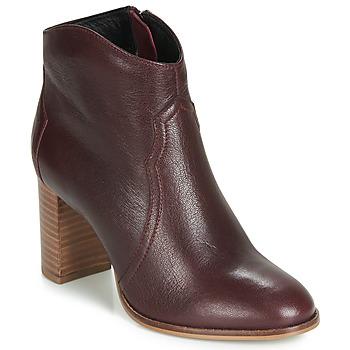 Chaussures Femme Bottines Ravel FOXTON Bordeaux