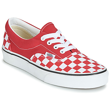 Chaussures Baskets basses Vans ERA Rouge / Blanc