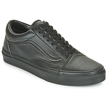 Chaussures Baskets basses Vans OLD SKOOL Noir