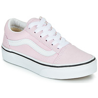 Chaussures Fille Baskets basses Vans UY OLD SKOOL Rose