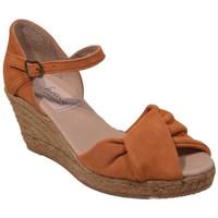Chaussures Femme Sandales et Nu-pieds Gaimo giselle orange