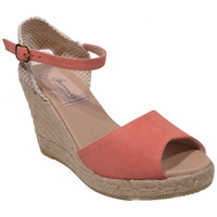 Chaussures Femme Sandales et Nu-pieds Gaimo opera Rose