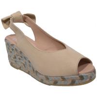 Chaussures Femme Sandales et Nu-pieds Gaimo rasim Beige
