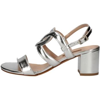 Chaussures Femme Sandales et Nu-pieds Albano 2054 ARGENT