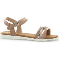 Chaussures Femme Sandales et Nu-pieds Pao Nu pieds cuir  nude Nude