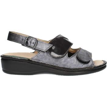 Chaussures Femme Sandales et Nu-pieds Clia Walk Estraibile410 anthracite