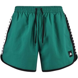 Vêtements Homme Maillots / Shorts de bain Kappa AUTHENTIC AGIUS COSTUME VERDE Vert