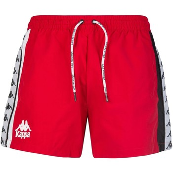 Vêtements Homme Maillots / Shorts de bain Kappa AUTHENTIC BATEN COSTUME ROSSO rouge