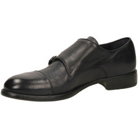 Chaussures Homme Mocassins Brecos BUFFALO TUFF. nero-nero