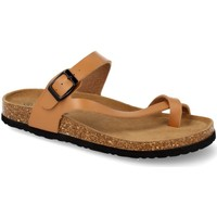 Chaussures Femme Sandales et Nu-pieds Shoes&blues M-15 Camel