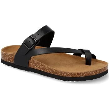 Chaussures Femme Sandales et Nu-pieds Shoes&blues M-15 Negro