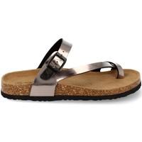 Chaussures Femme Sandales et Nu-pieds Shoes&blues M-15 Plata