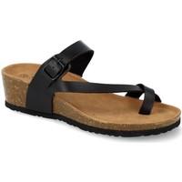 Chaussures Femme Pantalons fluides / Sarouels Silvian Heach M-28 Negro