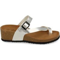 Chaussures Femme Sandales et Nu-pieds Silvian Heach M-28 Plata