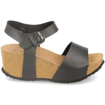 Chaussures Femme Sandales et Nu-pieds Shoes&blues M-77 Negro