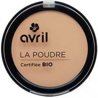 Beauté Femme Maquillage teint Avril Avril - Poudre compacte Nude - 7g - certifié bio Rose