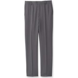 Vêtements Homme Chinos / Carrots Honcelac Pantalon de ville entièrement élastiqué gris