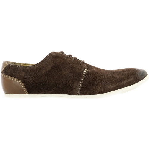 Marron Homme Doug Hush Puppies Derbies tQshrdC