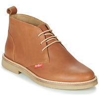Chaussures Femme Boots Kickers TYL Camel
