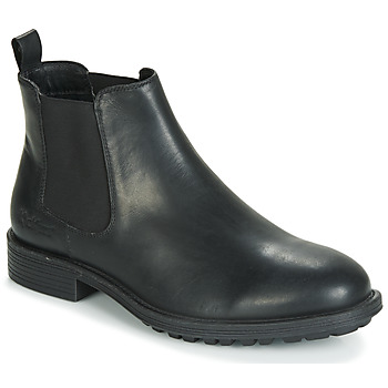 Chaussures Homme Boots Kickers BROMER Noir