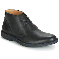 Chaussures Homme Boots Kickers MISTIC Noir