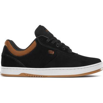 Chaussures Homme Chaussures de Skate Etnies JOSLIN BLACK BROWN
