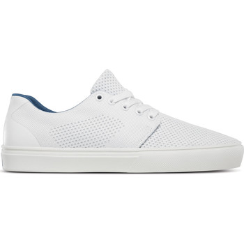 Chaussures Homme Baskets basses Etnies STRATUS WHITE 2-TONE