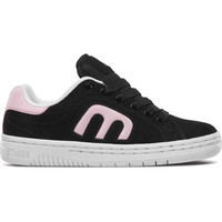 Chaussures Femme Chaussures de Skate Etnies CALLICUT WOS BLACK WHITE CRYSTAL
