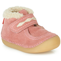 Chaussures Fille Boots Kickers SOETNIC Rose