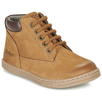 Chaussures Garçon Boots Kickers TACKLAND Camel