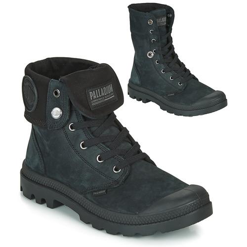 Palladium Boots Noir Nbk Baggy Pampa 54RjqAL3