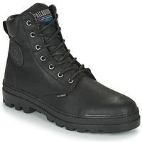 Chaussures Homme Boots Palladium PALLABOSSE SC WP Noir