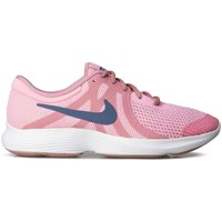 Chaussures Fille Baskets basses Nike Revolution 4 GS Rose