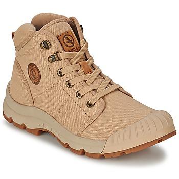 985a16d64ec Chaussures Homme Baskets montantes Aigle TENERE LIGHT Beige