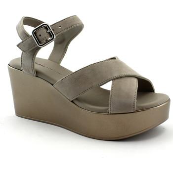 Chaussures Femme Sandales et Nu-pieds Frau FRA-E19-88C1-CO Beige