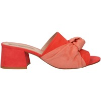 Chaussures Femme Claquettes MTNG 58417 Naranja
